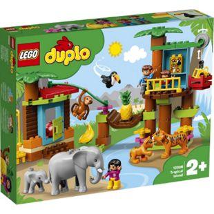 LEGO® duplo LEGO® Duplo 10906 Duplo Baumhaus im Dschungel - Bild 1