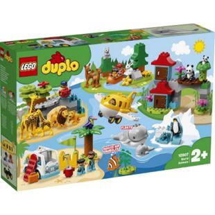 LEGO® duplo LEGO® Duplo 10907 Tiere der Welt - Bild 1