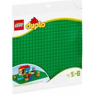 LEGO® duplo Duplo Große Bauplatte, grün - Bild 1