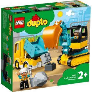 LEGO® duplo 10931 Bagger und Laster - Bild 1