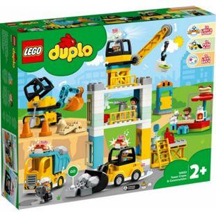 LEGO® duplo 10933 Große Baustelle mit Licht und Ton - Bild 1