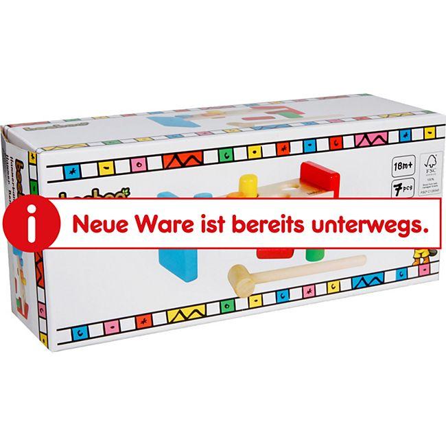 beeboo Spiel-Hammerbank, 7-teilig - Bild 1