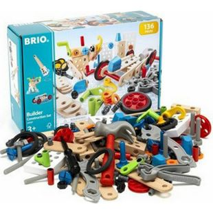 BRIO 63458700 Builder Box 135tlg. - Bild 1