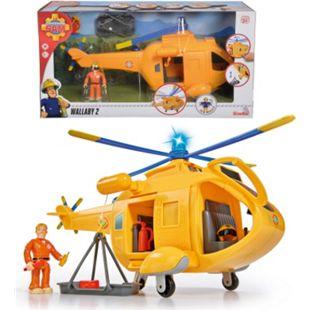Simba Sam Hubschrauber Wallaby II mit Figur - Bild 1