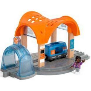BRIO 63397300 Action Tunnel Station (Smart T - Bild 1