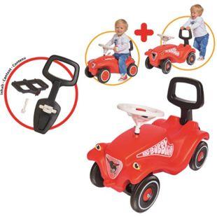BIG Bobby Car Walker Rückenlehne und Lauflernhilfe - Bild 1