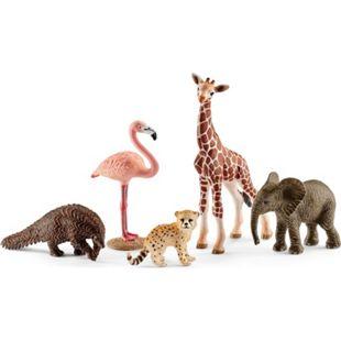 Schleich® Wild Life Schleich Wild Life 42388 Wild Life Tier-Mix - Bild 1
