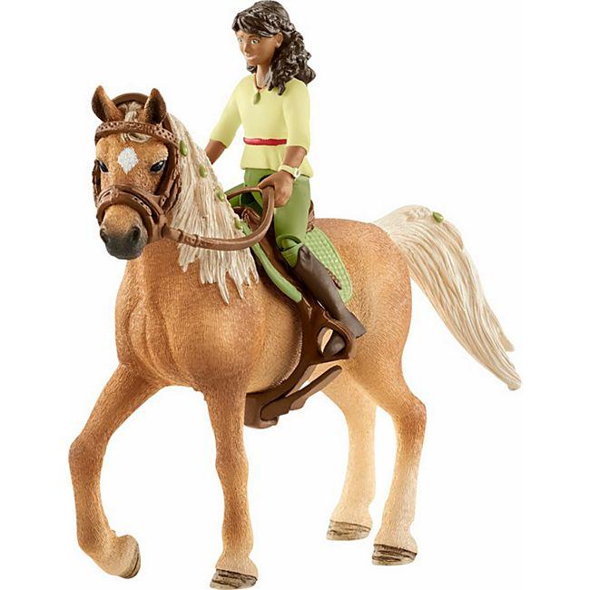 Schleich® Schleich Horse Club Mädchen 4 & Araber Stute - Bild 1