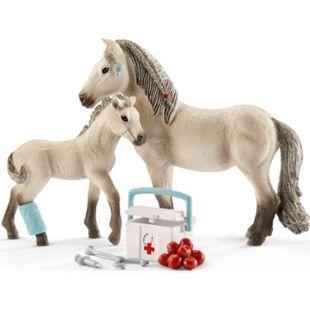 Schleich® Schleich Horse Club 42430 Set Erste Hilfe und Pferde Isländer - Bild 1