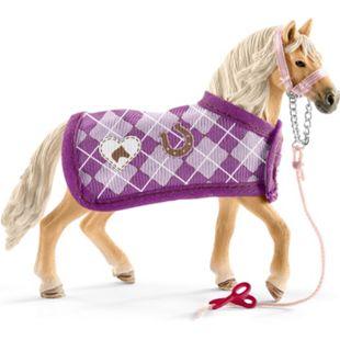 Schleich® Horse Club Schleich Horse Club 42431 Set Mode-Kreation und Pferd Andalusier - Bild 1
