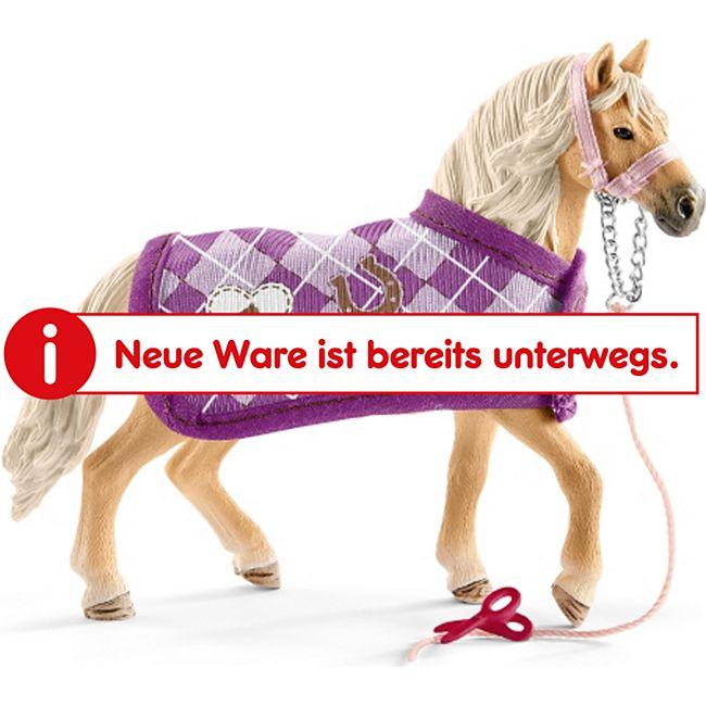 Schleich® Schleich Horse Club 42431 Set Mode-Kreation und Pferd Andalusier - Bild 1