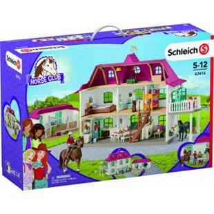 Schleich® Horse Club Schleich Horse Club 42416 Großer Pferdehof mit Wohnhaus und Stall - Bild 1