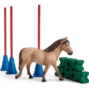 Schleich® Schleich Horse Club 42483 Pony Slalom - Bild 1