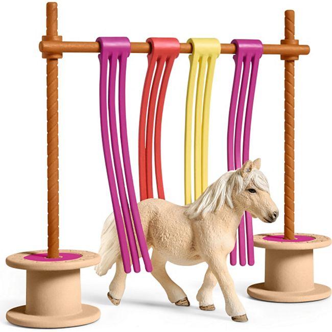 Schleich® Schleich Horse Club 42484 Pony Flattervorhang - Bild 1