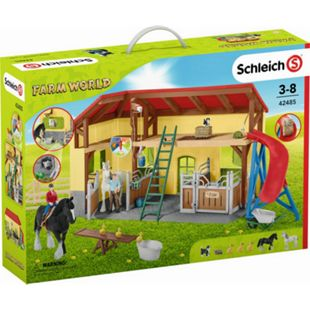 Schleich® Schleich 42485 Farm World Pferdestall - Bild 1