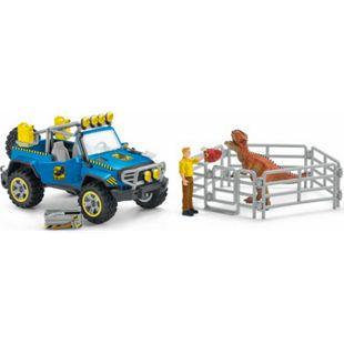 Schleich® Schleich 41464 Geländewagen mit Dino-Außenposten - Bild 1