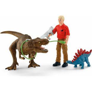 Schleich® Schleich 41465 Tyrannosaurus Rex Angriff - Bild 1