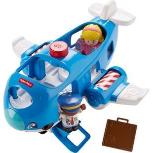 Fisher-Price Mattel Fisher Price Little People Flugzeug - Bild 1