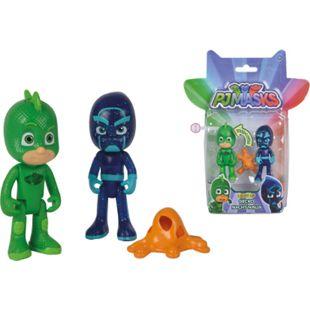 Simba PJMASKS Figuren Set Gecko+Ninja - Bild 1