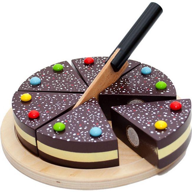 Tanner Schokoladentorte zum Schneiden - Bild 1