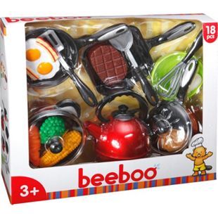 beeboo Kitchen Kochtopfset, 18-teilig - Bild 1