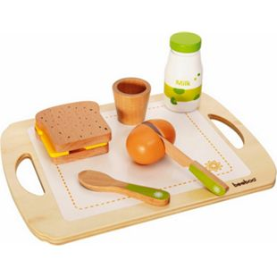 beeboo Frühstücksbrett mit Zubehör - Bild 1