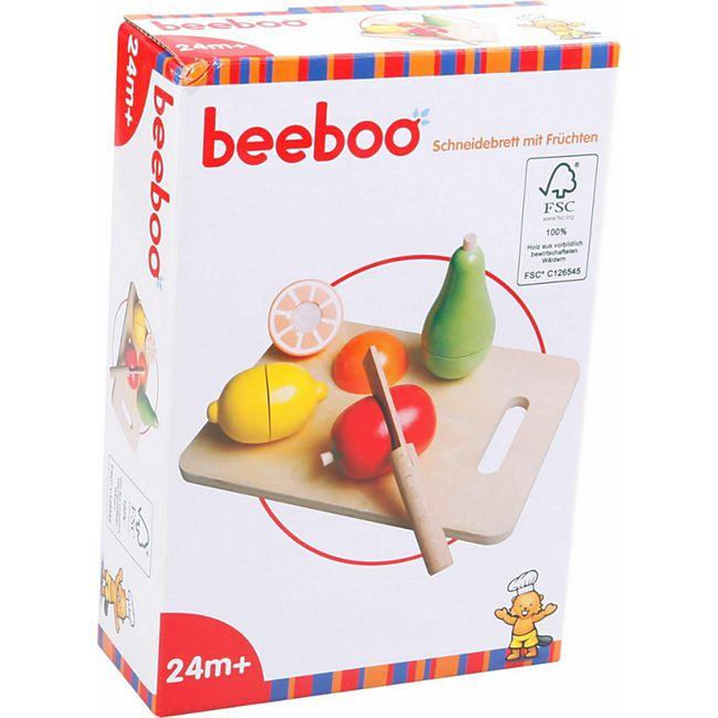 Beeboo Kitchen Beeboo Kitchen Schneidebrett mit Früchten - Bild 1