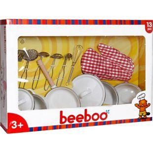 beeboo Kitchen Spiel-Kochtopf-Set, 13-teilig - Bild 1