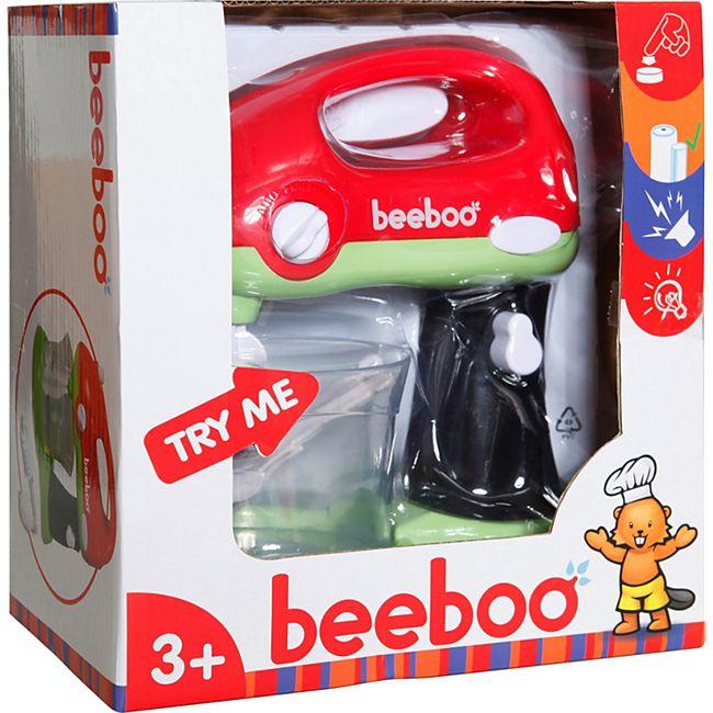 beeboo Kitchen Spiel-Stand- und Handmixer, 2 in 1 - Bild 1