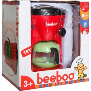 beeboo Kitchen Kinder-Kaffeemaschine, mit Licht & Sound - Bild 1