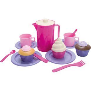 Dantoy Cupcake-Set im Netz, 20 teilig für Kinder - Bild 1