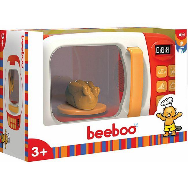 Beeboo Kitchen Beeboo Kitchen Mikrowelle mit Licht und Sound - Bild 1