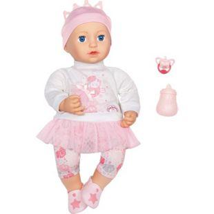 Baby Annabell® Zapf 702857 Baby Annabell Sweet Dreams Mia 43 cm, mit Schlafaugen - Bild 1