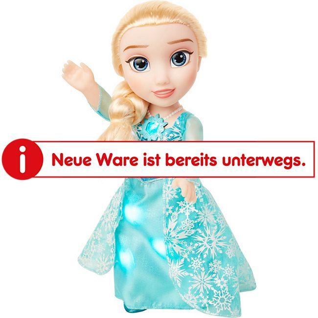 Disney Frozen FROZEN Die Eiskönigin Bridge- Puppe Glitzerschnee, Elsa, ca. 35 cm - Bild 1