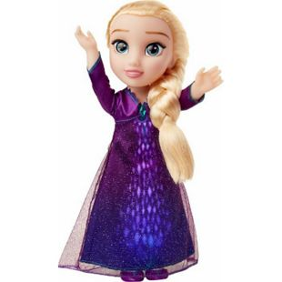 Disney Jakks Pacific Germany  Die Eiskönigin 2 Puppe Elsa mit Funktion, ca. 35cm - Bild 1
