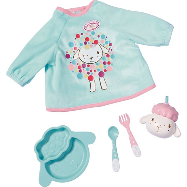 Baby Annabell® Zapf 702024 Baby Annabell Lunch Time Set - Bild 1