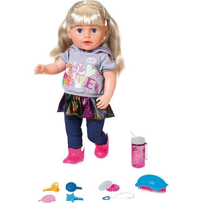 BABY born® Zapf 824603 BABY born Soft Touch Sister blond 43 cm - Bild 1