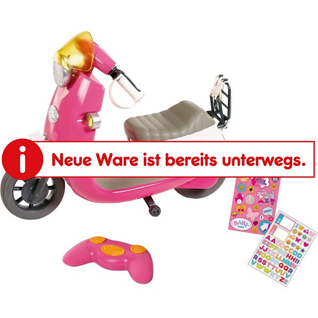 BABY born® Zapf  Play&Fun RC Scooter - Bild 1