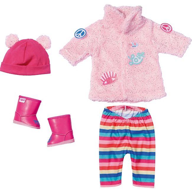 BABY born® Zapf 826959 BABY born Trend Glitzer Mantel 43 cm - Bild 1