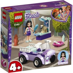 LEGO® Friends 41360 Emmas mobile Tierarztpraxis - Bild 1