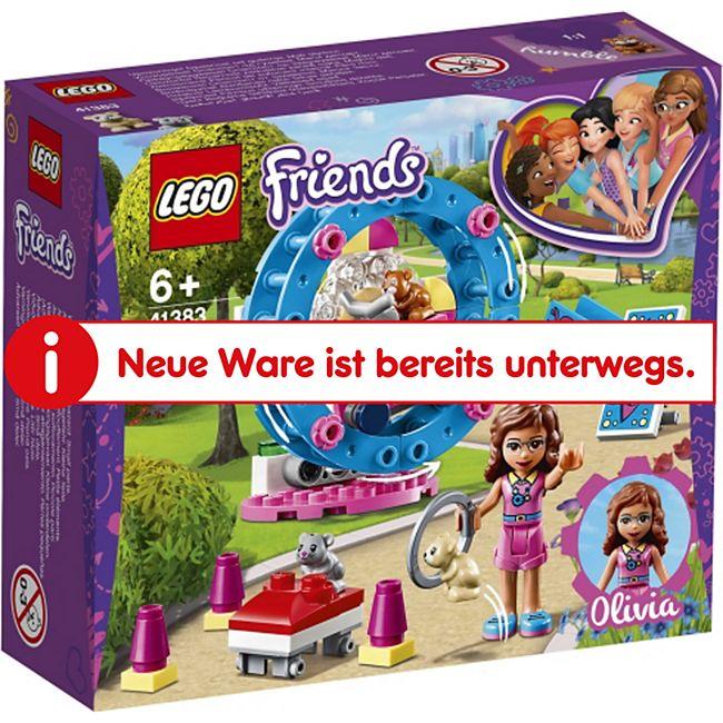 LEGO® Friends 41383 Olivias Hamster-Spielplatz - Bild 1