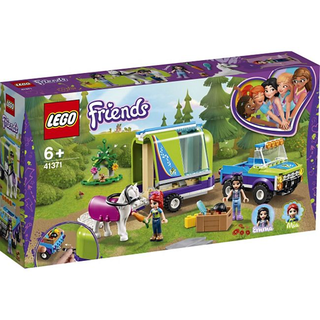 LEGO® Friends 41371 Mias Pferdetransporter - Bild 1