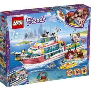 LEGO® Friends 41381 Boot für Rettungsaktionen - Bild 1
