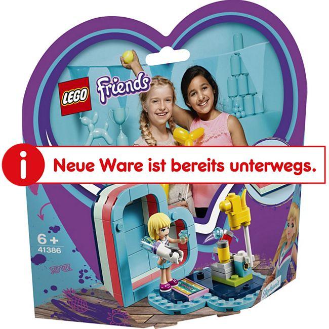 LEGO® Friends 41386 Stephanies sommerliche Herzbox, 95 Teile, ab 6 Jahre - Bild 1