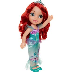Jakks Disney Princess Puppe Arielle, ca. 35cm - Bild 1