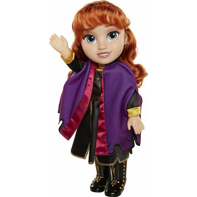 Jakks Pacific Germany Disney Die Eiskönigin 2 Puppe Anna auf Reise, ca. 35cm - Bild 1