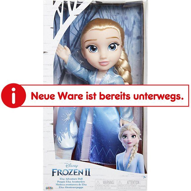 Jakks Disney Die Eiskönigin 2 Puppe Elsa auf Reisen, ca. 35cm - Bild 1