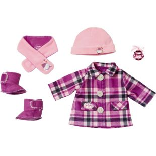 Baby Annabell® Zapf 702864 Baby Annabell Deluxe Mantel Set 43 cm - Bild 1