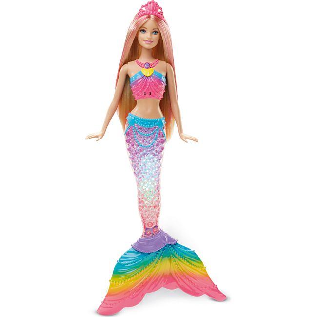 Barbie Mattel  Regenbogenlicht-Meerjungfrau - Bild 1