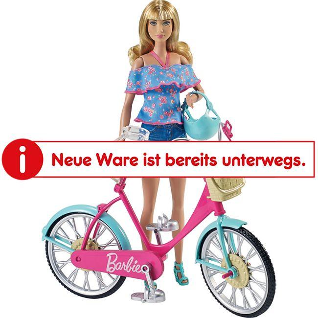 Barbie Mattel  Fahrrad - Bild 1